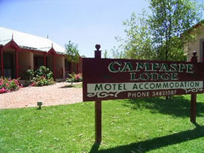 Campaspe Lodge - Tourism Cairns