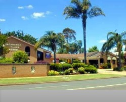 Jacaranda Place Motor Inn - Tourism Cairns