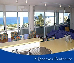 Sundancer Holiday Apartments - Tourism Cairns