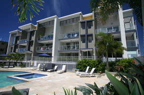 Splendido Resort Apartments - Tourism Cairns