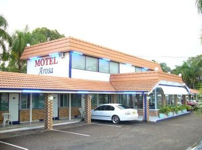 Arosa Motel - Tourism Cairns