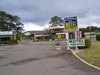 Governors Hill Motel - Tourism Cairns