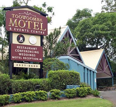 Toowoomba Motel - Tourism Cairns