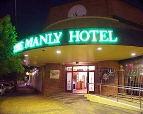 The Manly Hotel - Tourism Cairns