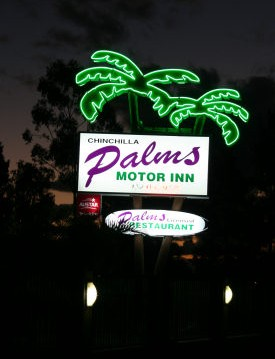 Chinchilla Palms Motor Inn - Tourism Cairns