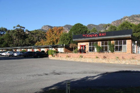 Grampians Motel - Tourism Cairns