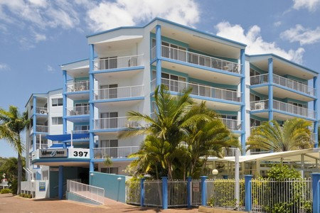 White Crest Luxury Apartments - Tourism Cairns