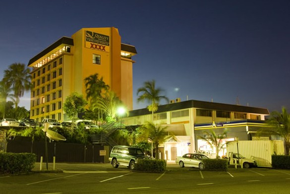 Quality Hotel Frontier Darwin - Tourism Cairns
