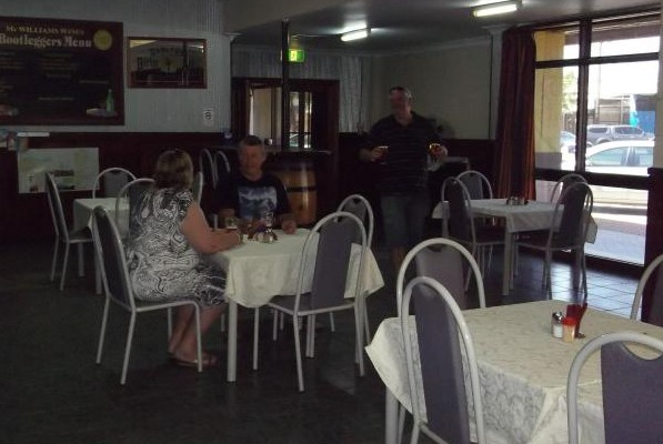 Goldfields Hotel Motel - Tourism Cairns