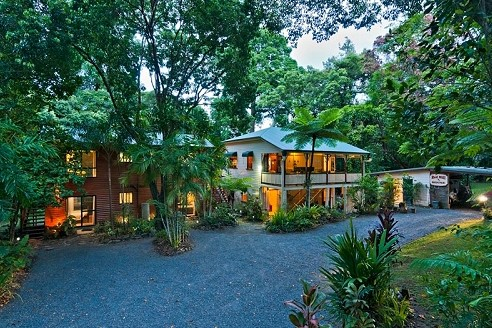 Red Mill House - Tourism Cairns
