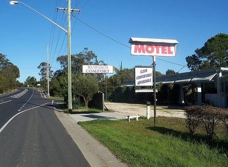 Sudden Comfort Motel - Tourism Cairns