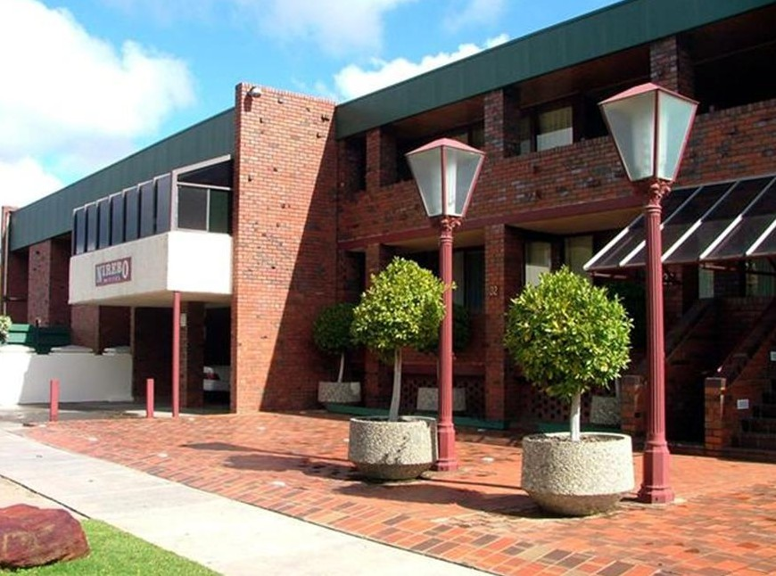 Nirebo Motel - Tourism Cairns