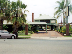 Pioneer Lodge Motel - Tourism Cairns