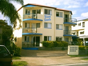 River Sands Holiday Apartments - Tourism Cairns