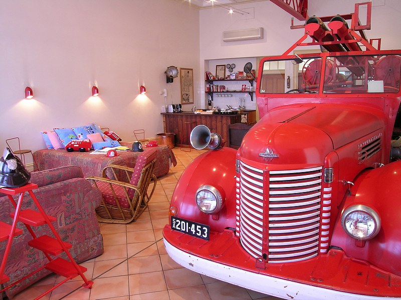 The Fire Station Inn - Residency Penthouse - Tourism Cairns