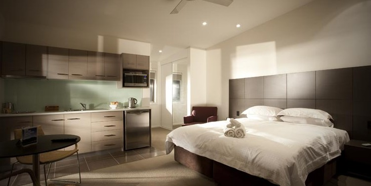 Longview Vineyard Apartments - Tourism Cairns