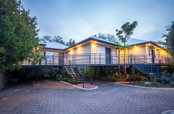 The Mill Apartments - Tourism Cairns