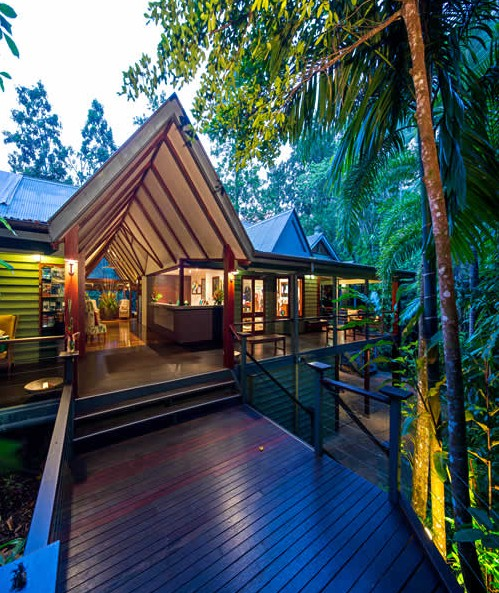 Silky Oaks Lodge and Healing Waters Spa - Tourism Cairns