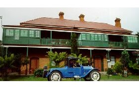 Kingsley House Olde World Accommodation - Tourism Cairns