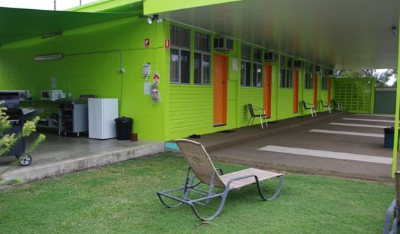 Mareeba Lodge Motel - Tourism Cairns