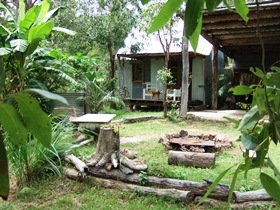 Ride On Mary Bush Cabin Adventure Stay - Tourism Cairns