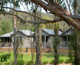 The Homestead Cabins Brogo - Tourism Cairns