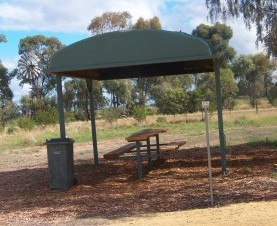 Wanganella Creek Camp Park