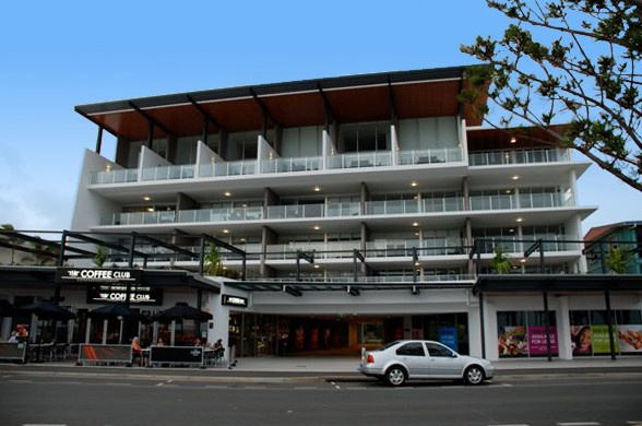 Echelon Apartments Yeppoon - Tourism Cairns