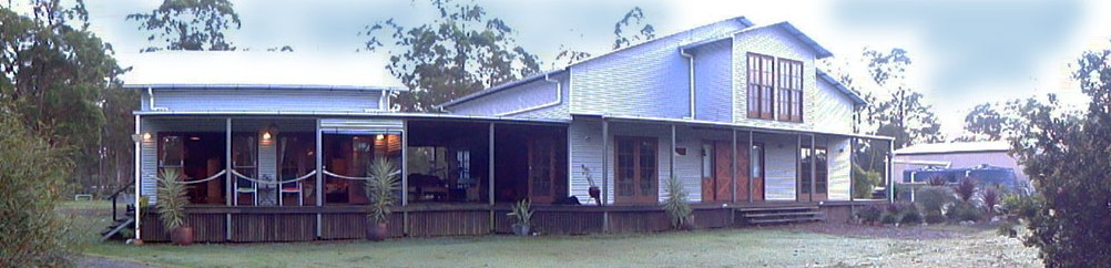 Tin Peaks Bed and Breakfast - Tourism Cairns