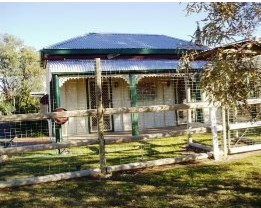 Cunnamulla Cottage Accommodation - Tourism Cairns