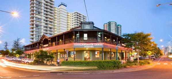 Coolangatta Sands Hostel - Tourism Cairns