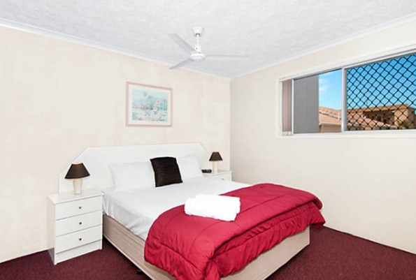 Champelli Palms Luxury Apartments - Tourism Cairns