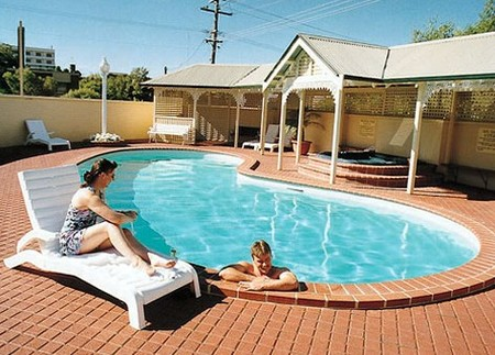 Best Western Clifton  Grittleton Lodge - Tourism Cairns