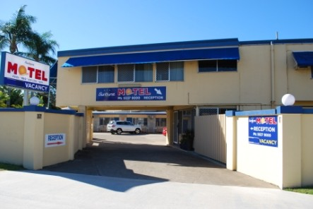 Sunburst Motel - Tourism Cairns