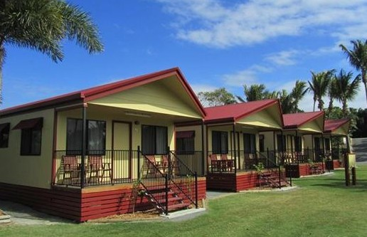 Big 4 Capricorn Palms Holiday Village - Tourism Cairns