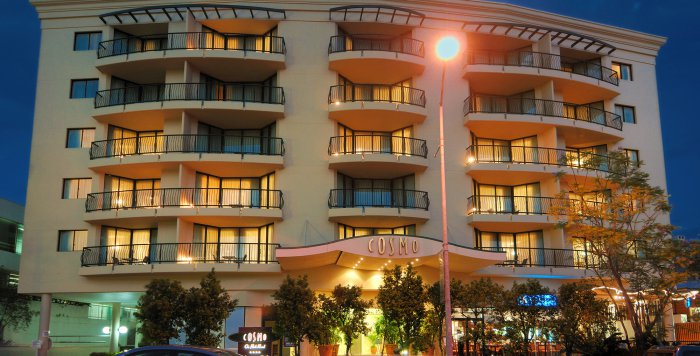 Central Cosmo Apartments - Tourism Cairns
