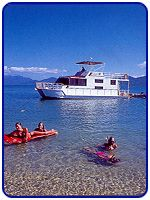 Hinchinbrook Rent A Yacht And House Boat - Tourism Cairns