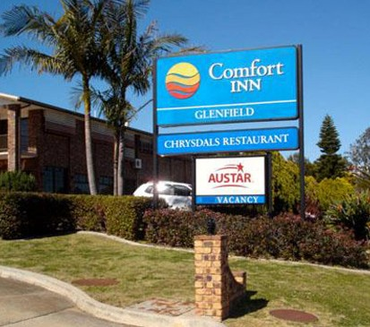 Comfort Inn Glenfield - Tourism Cairns
