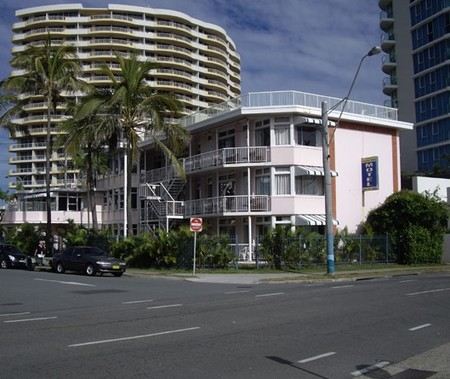 Coolangatta Ocean View Motel - Tourism Cairns