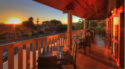 Sovereign Resort Hotel - Tourism Cairns