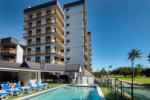 Coral Towers Holiday Apartments - Tourism Cairns