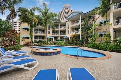 Surfers Beach Holiday Apartments - Tourism Cairns