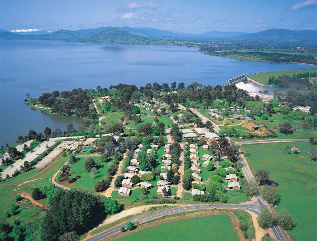 Lake Hume Resort - Tourism Cairns
