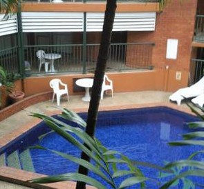 Palms Motel - Tourism Cairns