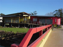 Red Bridge Motor Inn - Tourism Cairns