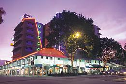 Darwin Central Hotel - Tourism Cairns