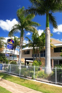 Ambassador Motor Lodge Best Western - Tourism Cairns