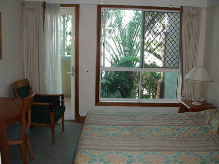 City Park Serviced Apartments - Tourism Cairns