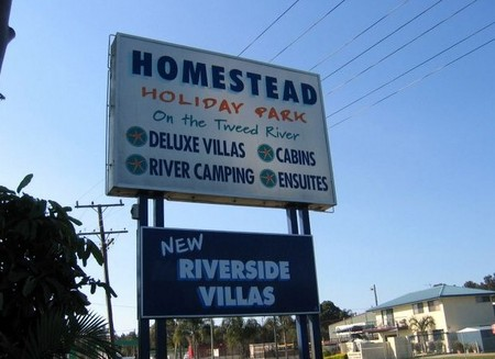 Homestead Holiday Park - Tourism Cairns