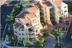 Santa Fe Holiday Apartments - Tourism Cairns